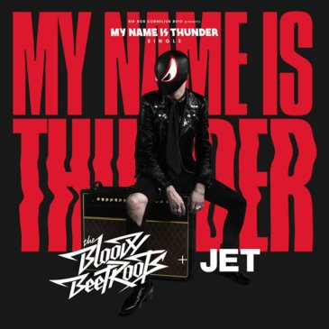 Bloody Beetroots my name is thunder