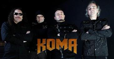 Koma vuelve