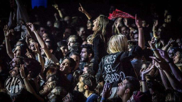 Público conciertos