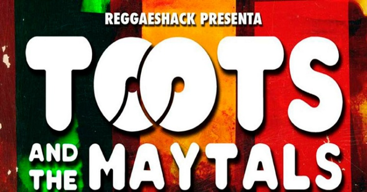 toots and the maytals madrid