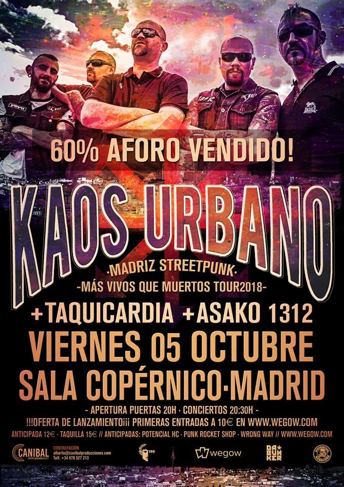 Kaos Urbano Madrid