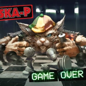 Ska p Game Over