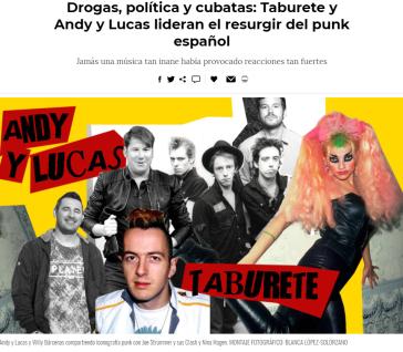 andy y lucas punk