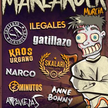 Marearock 2019