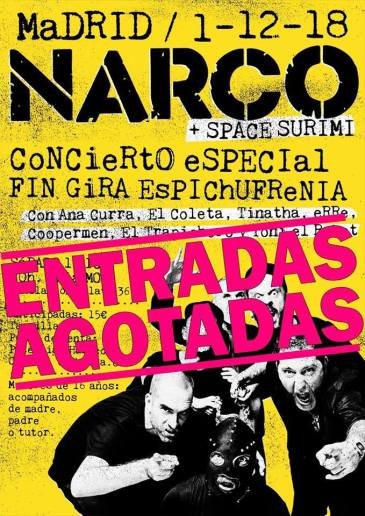 Narco Madrid