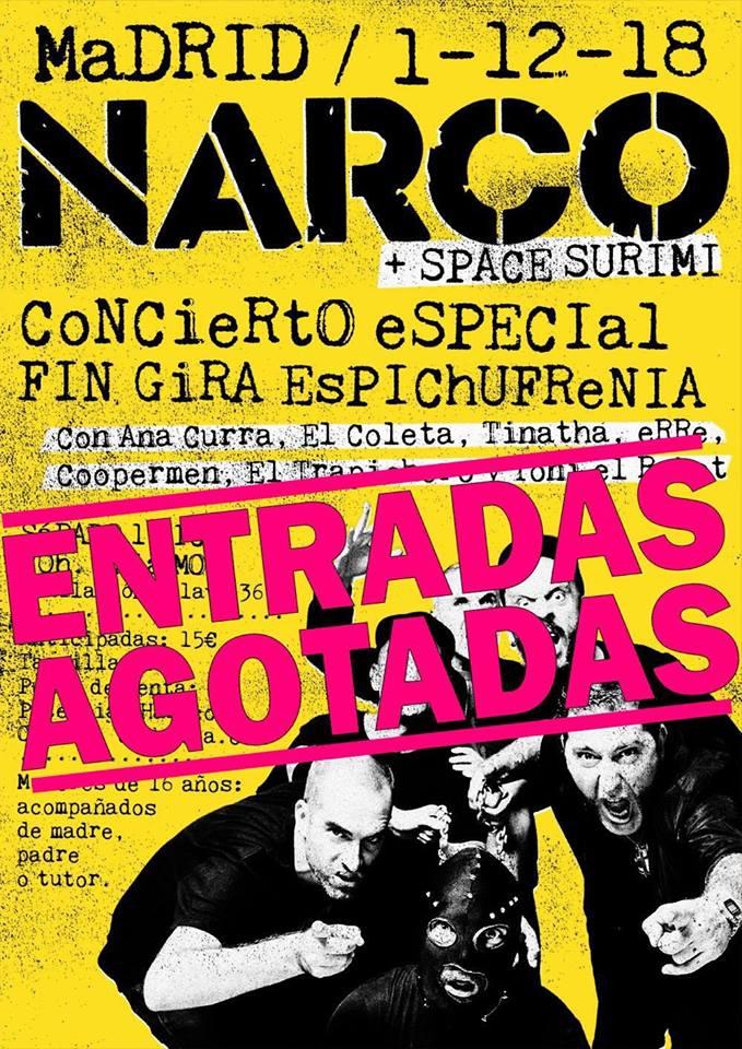Narco Madrid