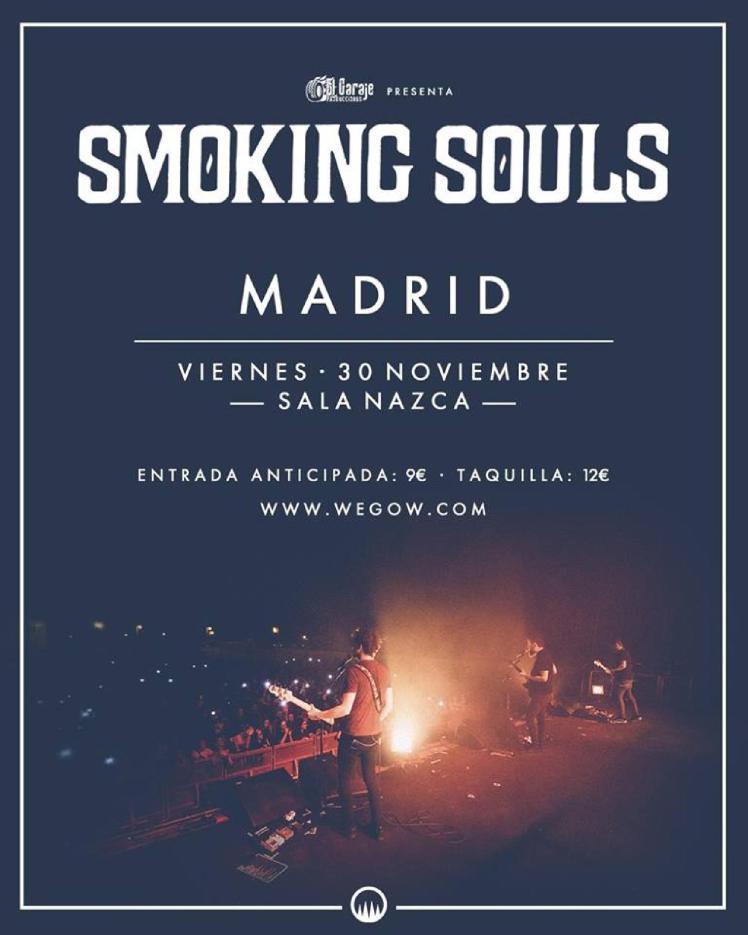 smoking souls madrid
