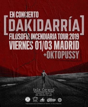 Dakidarría Madrid