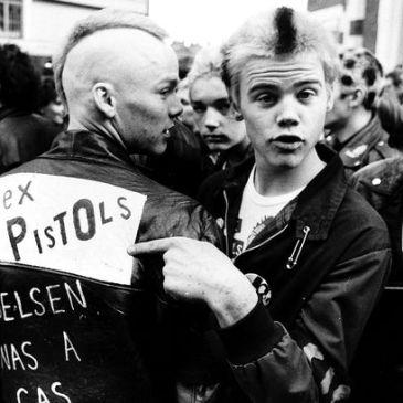 conciertos de punk en madrid