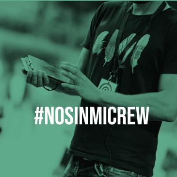No sin mi crew